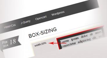 box-size